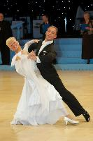 Alessio Potenziani & Veronika Vlasova at UK Open 2006