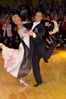 Alessio Potenziani & Veronika Vlasova at Dutch Open 2006