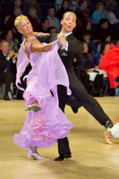 Alessio Potenziani & Veronika Vlasova at UK Open 2007