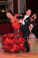 Alessio Potenziani & Veronika Vlasova at Blackpool Dance Festival 2008