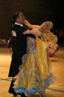 Alessio Potenziani & Veronika Vlasova at International Championships 2008