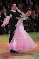 David Moretti & Francesca Sfascia at Blackpool Dance Festival