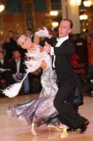 Sergey Kravchenko & Lauren Oakley at Blackpool Dance Festival