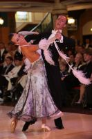 Sergey Kravchenko & Lauren Oakley at Blackpool Dance Festival 2011