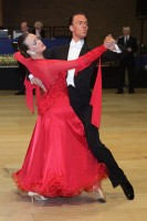 Sergey Kravchenko & Lauren Oakley at UK Closed 2012