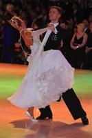 Valerio Colantoni & Yulia Spesivtseva at Blackpool Dance Festival