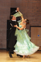 Valerio Colantoni & Yulia Spesivtseva at UK Open 2012