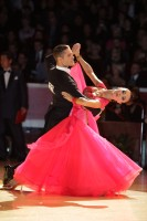 Valerio Colantoni & Yulia Spesivtseva at International Championships 2012