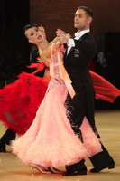 Photo of Valerio Colantoni &amp; Yulia Spesivtseva