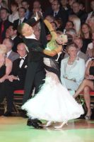 Andrzej Sadecki & Karina Nawrot at Blackpool Dance Festival