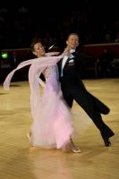 Andrzej Sadecki & Karina Nawrot at The International Championships