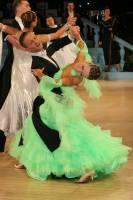 Andrzej Sadecki & Karina Nawrot at UK Open 2009
