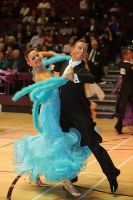 Andrzej Sadecki & Karina Nawrot at International Championships 2009