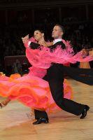 Andrzej Sadecki & Karina Nawrot at International Championships 2009