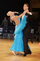 Jacek Jeschke & Hanna Zudziewicz at UK Open 2011