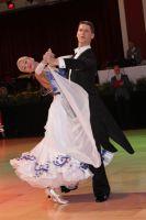 Jacek Jeschke & Hanna Zudziewicz at Blackpool Dance Festival