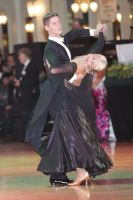 Jacek Jeschke &amp; Hanna Zudziewicz at Blackpool Dance Festival
