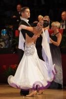 Jacek Jeschke & Hanna Zudziewicz at International Championships 2011