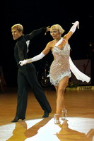 Peter Stokkebroe & Kristina Stokkebroe at Czech Dance Open 2005