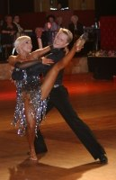 Peter Stokkebroe & Kristina Stokkebroe at Imperial 2008