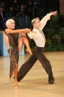 Peter Stokkebroe & Kristina Stokkebroe at UK Open 2009