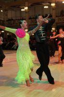 Mykyta Serdyuk & Anna Krasnishapka at Blackpool Dance Festival
