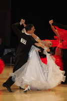 Marco Lustri & Alessia Radicchio at UK Open 2012