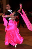 Marco Lustri & Alessia Radicchio at Blackpool Dance Festival 2005