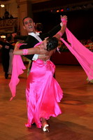 Marco Lustri &amp; Alessia Radicchio at Blackpool Dance Festival 2005