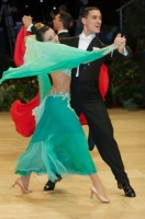 Marco Lustri & Alessia Radicchio at UK Open 2006
