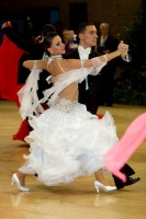 Marco Lustri & Alessia Radicchio at UK Open 2008