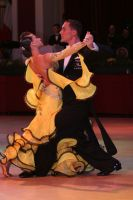 Marco Lustri &amp; Alessia Radicchio at Blackpool Dance Festival 2008