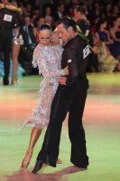 Andrius Kandelis & Elena Zverevshchikova at Blackpool Dance Festival