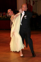 Robert Hoefnagel & Silke Hoefnagel at Blackpool Dance Festival 2005