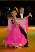 Robert Hoefnagel & Silke Hoefnagel at Dutch Open 2006