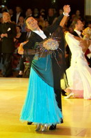 Victor Fung &amp; Anna Mikhed at Blackpool Dance Festival 2006