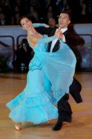 Victor Fung &amp; Anna Mikhed at The International Championships