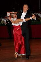 Dmytro Wloch & Olga Urumova at Blackpool Dance Festival 2005