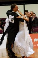 Dmytro Wloch & Olga Urumova at Austrian Open Championships 2005