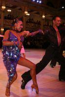 Dmytro Vlokh & Olga Urumova at Blackpool Dance Festival 2008
