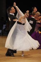 Tomasz Papkala & Frantsiska Yordanova at UK Open 2011