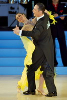 Tomasz Papkala & Frantsiska Yordanova at UK Open 2007