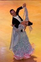 Tomasz Papkala & Frantsiska Yordanova at Blackpool Dance Festival 2009