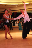 Kyle Taylor & Polina Shklyaeva at Bournemouth Summer Festival