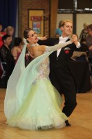 Photo of Kyle Taylor &amp; Polina Shklyaeva