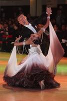 Cui Xiang & Yang Zhi Ting at Blackpool Dance Festival
