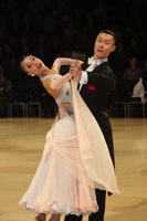 Cui Xiang & Yang Zhi Jing at UK Open 2012