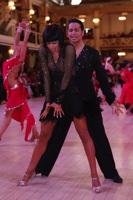 Photo of Sam Shamseili & Arina Grishanina