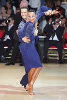 Yegor Novikov & Yana Blinova at Blackpool Dance Festival 2012