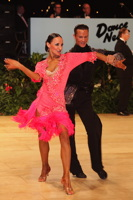 Yegor Novikov & Yana Blinova at UK Open 2013